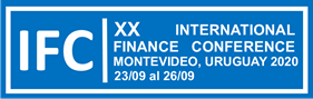 International Finance Conference – 2020 Logo